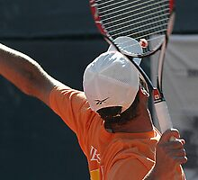 Tennis by MarcVDS