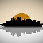 Sydney Ship by Dufflebag