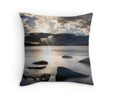 Luss Throw Pillow
