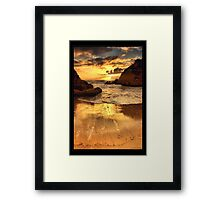 The Infinity Fountain Framed Print