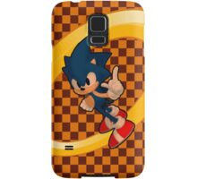 Sonic 1 Ring Samsung Galaxy Case/Skin