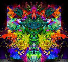 Fanfare 1 by Rois Bheinn Art and Design