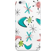 Mid Century Atomic Age Inspired iPhone Case/Skin