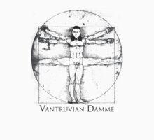 Vantruvian Damme by wysc
