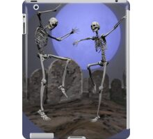 Dancing Skeletons iPad Case/Skin