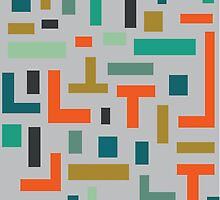 Abstract shapes by opul