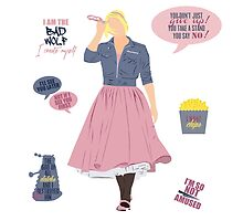 Rose Tyler by sophiefry