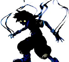 Shadow of a Great Hero by flametheskull