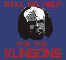 Still No Help for the Klingons by jammin-deen