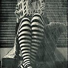 Zebra book for girls by Janine Matheson