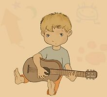 Me & My Guitar by spiffing