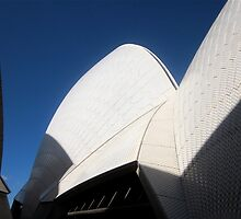 Shapes and Shadows at the Opera House by Maggie Hegarty