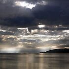 God's Headlights by Rick Lawler