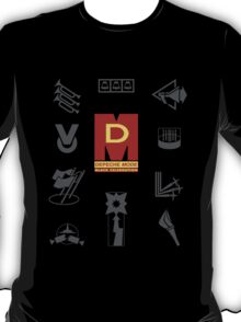 Depeche Mode : Black Celebration LP 5 Grey T-Shirt