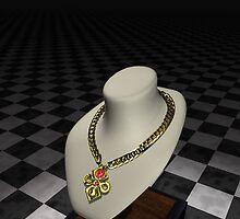 Necklace by Damicovu