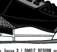 Air Jordan 3 / Smile Design 2014 Sticker