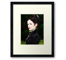 Penny Dreadful: Vanessa Ives Framed Print