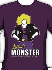 Blonde Monster T-Shirt
