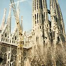 Unfinished spanish Cathedral by karen66