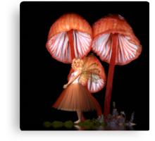 Raspberry - Rose & Steve Axford Canvas Print