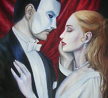 Phantom of the Opera by dashinvaine