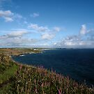 Looking Towards Porthleven by FakeFate