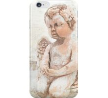 The Littlest Angel iPhone Case/Skin