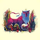 Roar by Karl James Mountford