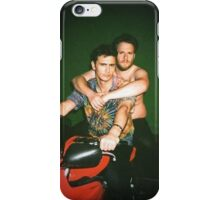 James Franco & Seth Rogan iPhone Case/Skin
