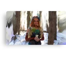 Irisa From Flashback Canvas Print
