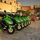 Sibenik Scoots  by Rob Hawkins