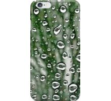 Drops and Trees © iPhone Case/Skin