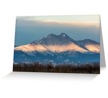 Twin Peaks Awaken Greeting Card