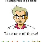 its dangerous to go alone by markwalter2747
