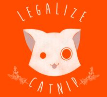 Legalize Catnip Kids Clothes