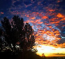 September Skies by John  De Bord Photography