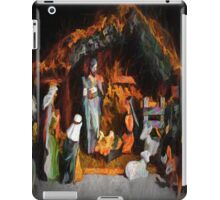 Silent Night iPad Case/Skin