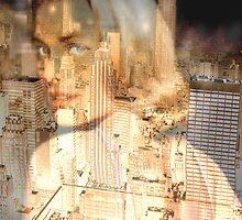 City of Grace by Seth  Weaver