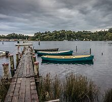 Strahan, Tasmania by Russell Charters