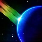 Rainbow Moon by Crystal Potter