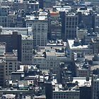 Water Towers by nfsnyc