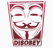 Disobey by Richard McLean