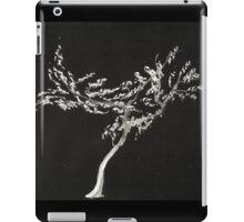 0016 - Brush and Ink - Tree iPad Case/Skin