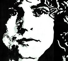Marc Bolan - Just a Man Who Understand the Wind by ArtspaceTF