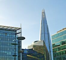 The Shard London by Chris Day