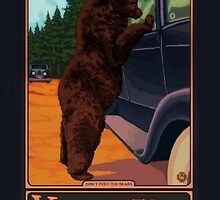 Yogi Bear by BritishYank