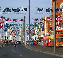 Blackpool Lights - 1 by Sharon Perrett