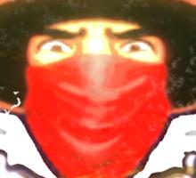 El Ammo Bandito! Sticker