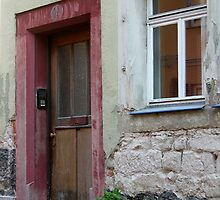Rothenburg Haus by traciholter