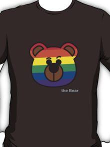 the Bear - Rainbow T-Shirt